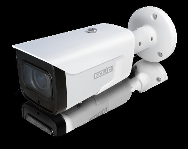 Цилиндрическая IP-видеокамера BOLID VCI-130 с ИК-подсветкой до 60 м