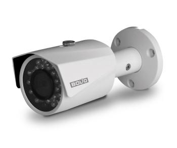 Цилиндрическая IP-видеокамера BOLID VCI-143 с ИК-подсветкой до 30 м