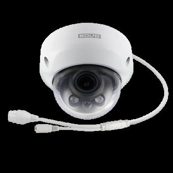 Купольная IP-видеокамера BOLID VCI-230 с ИК-подсветкой до 30 м