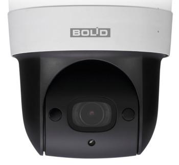 Купольная поворотная IP-видеокамера BOLID VCI-627 с ИК-подсветкой до 30 м