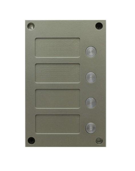 Панель кнопочная Vizit BS-424-4