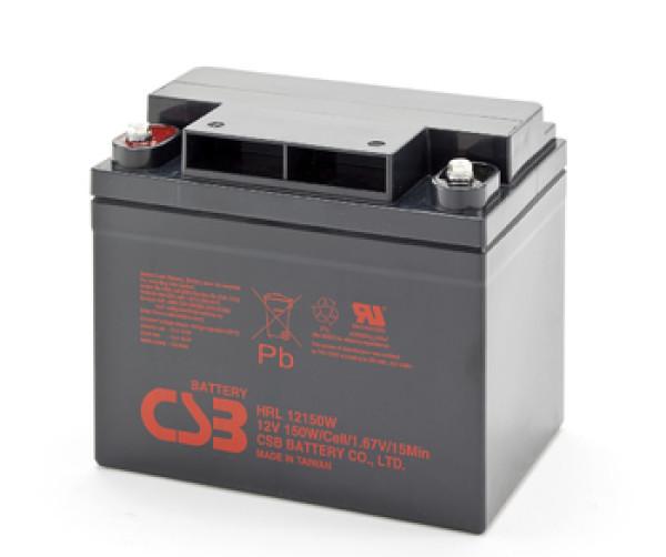 Аккумулятор CSB 12V 38Ah HRL12150W