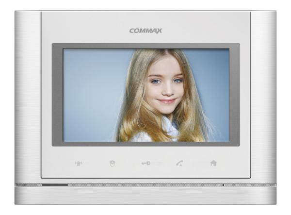 Монитор видеодомофона Commax CAV-70MG