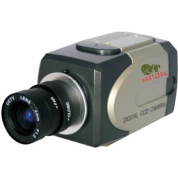 Корпусная видеокамера Partizan CBX-32S SE,420твл