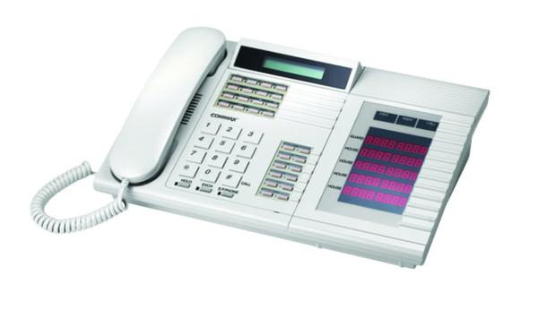 Центральная станция охраны Commax CDS-481L