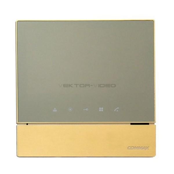 Монитор видеодомофона Commax CDV-70H2 GOLD