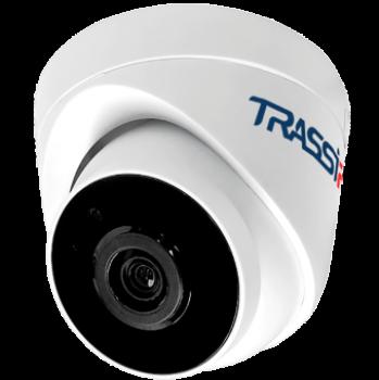 Купольная миниатюрная IP-видеокамера Trassir TR-D2S1(3.6) 2MP с ИК-подсветкой 20м