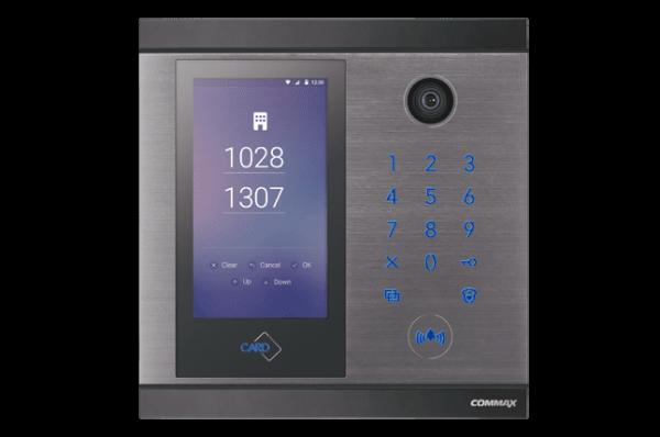 Вызывная панель подъездного IP-домофона Commax CIOT-L20