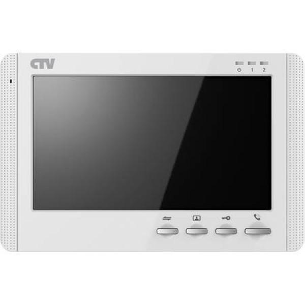 Монитор видеодомофона CTV-M1700M W