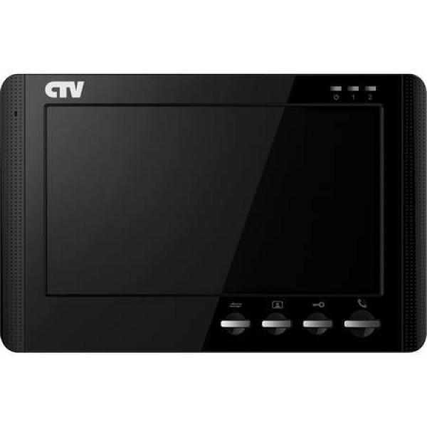 Монитор видеодомофона CTV-M1700M B