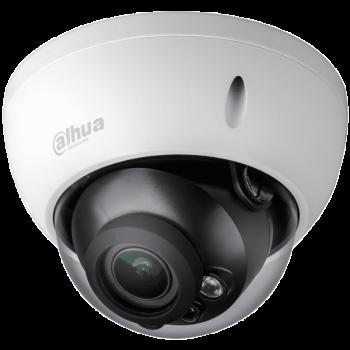 Купольная HDCVI-видеокамера Dahua H-HAC-HDBW2501RP-Z (2.7-13.5mm) c ИК-подсветкой 30 м