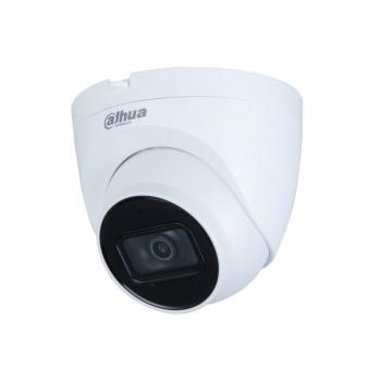 Купольная IP-видеокамера Dahua DH-IPC-HDW2230TP-AS-0280B с ИК-подсветкой до 30 м