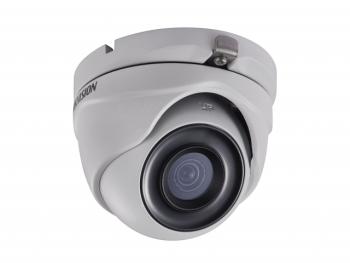 Купольная HD-TVI видеокамера Hikvision DS-2CE76D3T-ITMF(2.8mm) с EXIR-подсветкой до 30м