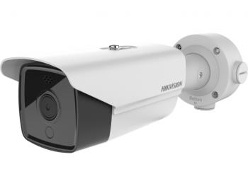 Тепловизионная цилиндрическая IP-камера Hikvision DS-2TD2117-10/PA