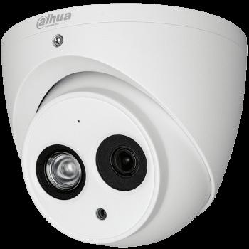 Купольная HDCVI-видеокамера Dahua DH-HAC-HDW1400EMP-A-0360B c ИК-подсветкой до 50 м