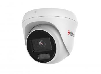 Цилиндрическая IP-видеокамера HiWatch DS-I253L (2.8 mm) с LED-подсветкой до 30м