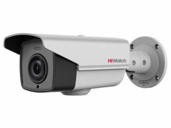 Цилиндрическая HD-TVI видеокамера HiWatch DS-T226S (5-50 mm) с EXIR-подсветкой до 110м