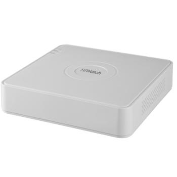 4-канальный гибридный HD-TVI регистратор HiWatch Ecoline DVR-104P-G