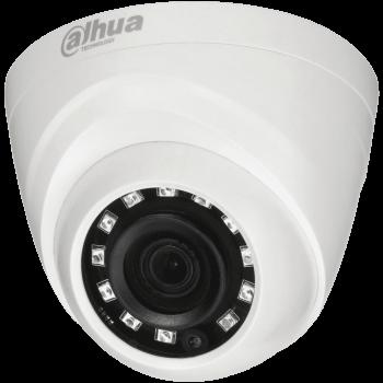 Купольная HDCVI-видеокамера Dahua DH-HAC-HDW2501MP-0360B c ИК-подсветкой до 30м