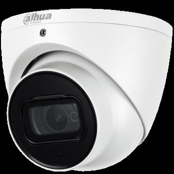 Купольная HDCVI-видеокамера Dahua DH-HAC-HDW2501TP-A-0280B c ИК-подсветкой до 50м