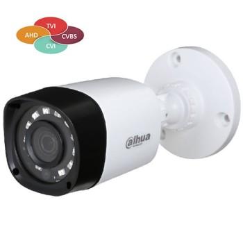 Цилиндрическая HDCVI-видеокамера Dahua DH-HAC-HFW1000RP-0280B с ИК-подсветкой до 20 м