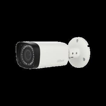 Цилиндрическая HDCVI-видеокамера Dahua DH-HAC-HFW1100RP-VF (2.7-13.5mm) с ИК-подсветкой до 30 м