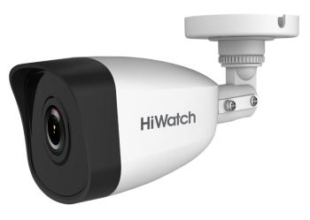 Цилиндрическая IP-видеокамера HiWatch Ecoline IPC-B020 (2.8mm) с EXIR-подсветкой до 25м