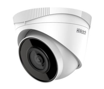 Купольная IP-видеокамера HiWatch Ecoline IPC-T020 (2.8mm) с EXIR-подсветкой до 25м