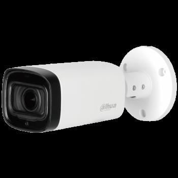 Цилиндрическая HDCVI-видеокамера Dahua DH-HAC-HFW1200RP-Z-IRE6 (2.7-12mm) с ИК-подсветкой до 60 м