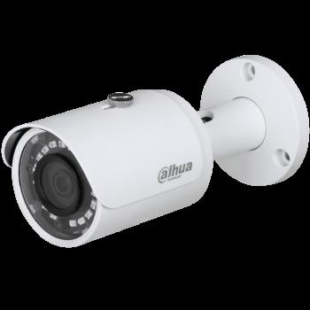 Цилиндрическая HDCVI-видеокамера Dahua DH-HAC-HFW1220SP-0280B с ИК-подсветкой 30 м