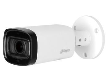 Цилиндрическая HDCVI-видеокамера Dahua DH-HAC-HFW1400R-Z-IRE6 (2.7-12mm) с ИК-подсветкой до 60 м