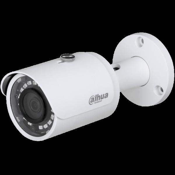 Цилиндрическая HDCVI-видеокамера Dahua DH-HAC-HFW2501SP-0360B с ИК-подсветкой до 30 м