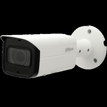 Цилиндрическая HDCVI-видеокамера Dahua DH-HAC-HFW2501TP-Z-A (2.7-13.5mm) с ИК-подсветкой до 80 м