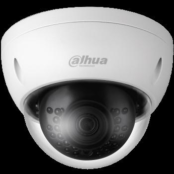 Купольная IP-видеокамера Dahua DH-IPC-HDBW1230EP-S-0360B с ИК-подсветкой до 30 м