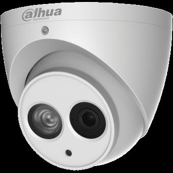 Купольная IP-видеокамера Dahua DH-IPC-HDW4431EMP-ASE-0280B с ИК-подсветкой до 50 м