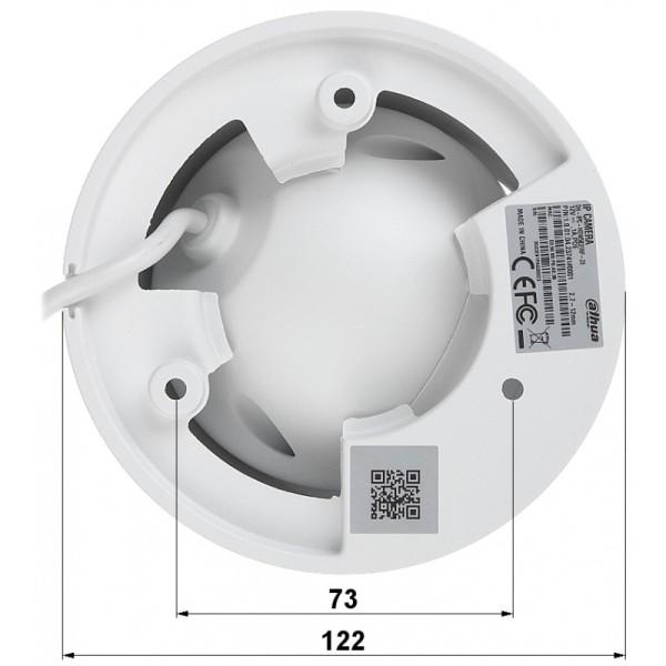 Купольная IP-видеокамера Dahua DH-IPC-HDW5231RP-ZE с ИК-подсветкой 50 м