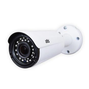 Цилиндрическая MHD видеокамера ATIS AMW-2MVFIR-40W/2.8-12Pro с ИК-подсветкой до 40м