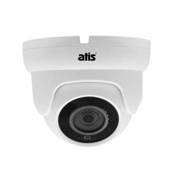 Купольная IP-видеокамера ATIS ANVD-2MIRP-20W/2.8 Eco с подсветкой до 20м