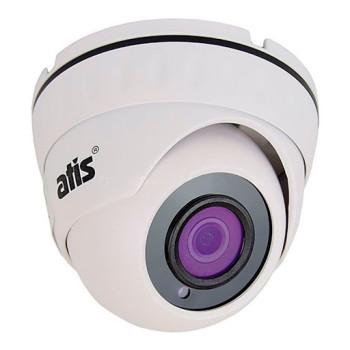 Купольная IP-видеокамера ATIS ANVD-2MIRP-20W/2.8 Pro с подсветкой до 20м