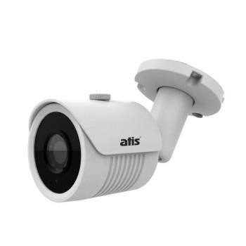 Цилиндрическая IP-видеокамера ATIS ANW-2MIRP-20W/2.8 Eco ATIS с ИК-подсветкой до 20м