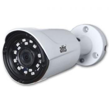Цилиндрическая IP-видеокамера ATIS ANW-2MIRP-20W/2.8 Pro с ИК-подсветкой до 20м
