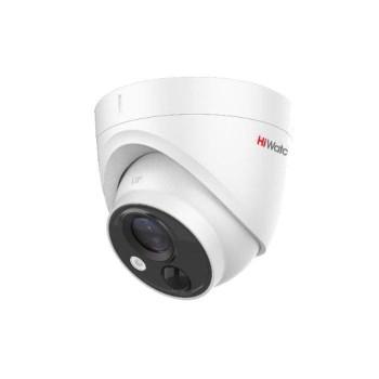 Купольная HD-TVI видеокамера HiWatch DS-T513(B) (2.8 mm) с PIR-датчиком и EXIR подсветкой до 20м