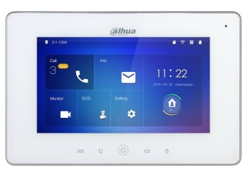 Монитор IP видеодомофона Dahua DH-VTH5221DW