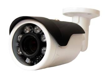 Цилиндрическая IP-видеокамера Optimus IP-E012.1(2.8)PE с ИК-подсветкой до 40 м