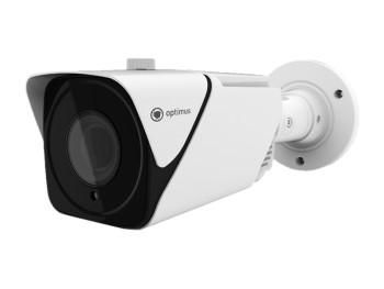 Цилиндрическая IP-видеокамера Optimus IP-P012.1(10x)DF с ИК-подсветкой до 80 м