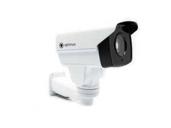 IP-видеокамера поворотная Optimus IP-P082.1(10x)P с ИК-подсветкой до 80 м