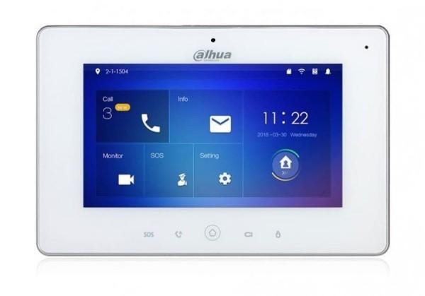 Монитор IP видеодомофона Dahua DH-VTH5241DW с Wi-Fi