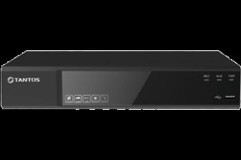 4-канальный IP-видеорегистратор Tantos TSr-NV04154