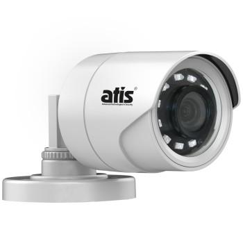 Цилиндрическая MHD видеокамера ATIS AMH-B22-3.6 с подсветкой до 20м