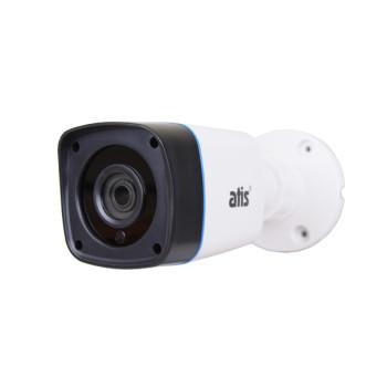 Цилиндрическая MHD видеокамера ATIS AMW-2MIR-20W/2.8 Lite с подсветкой до 20м